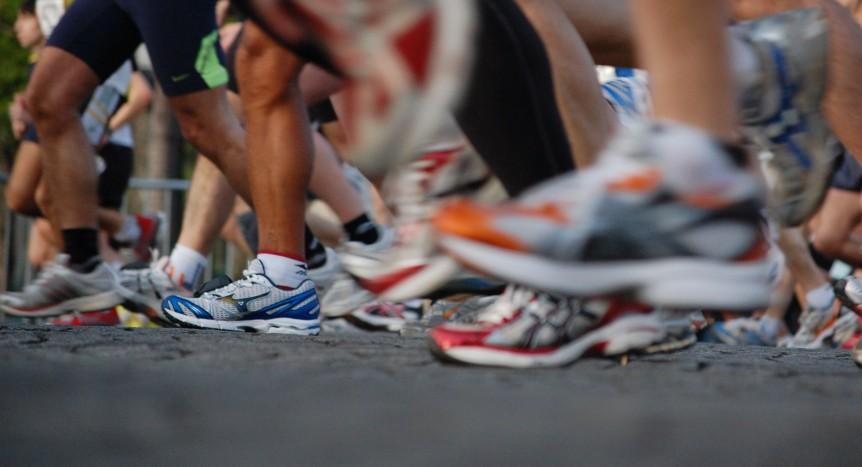 Josiah Mackenzie - Running Shoes